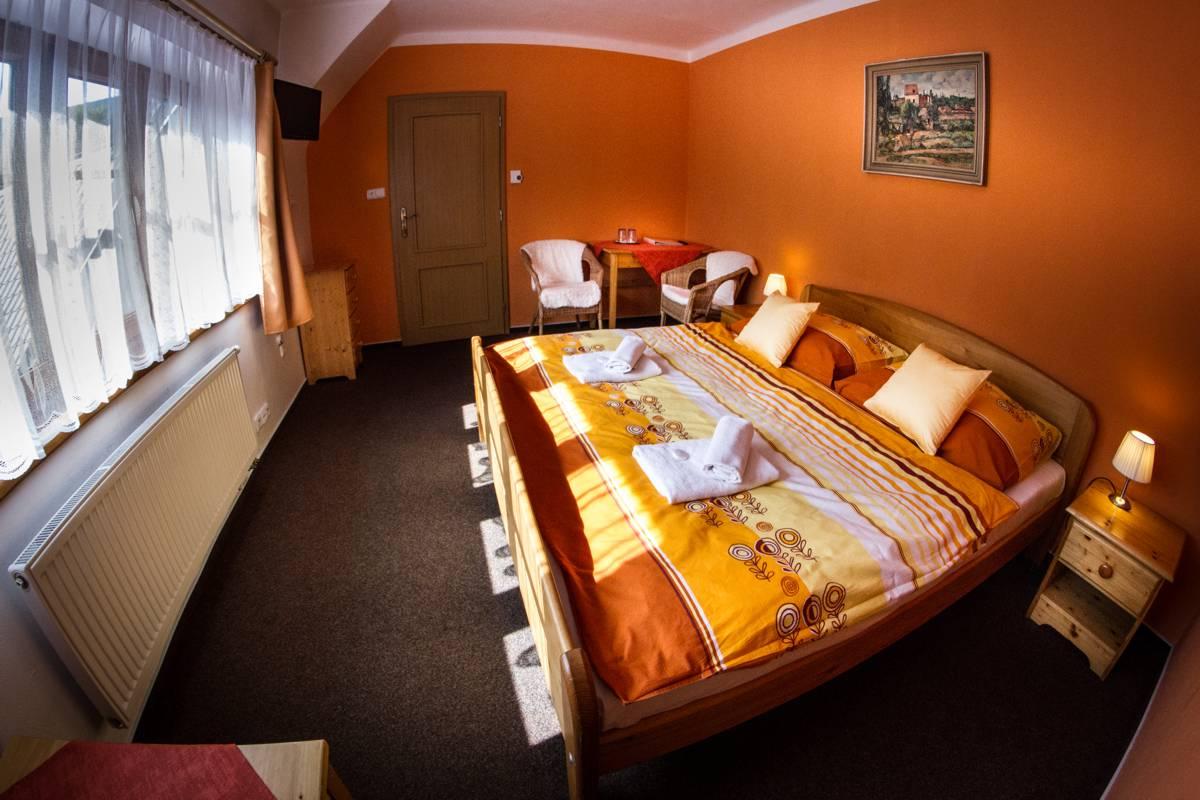 Horský hotel Sněženka - Dvoulůžkový pokoj