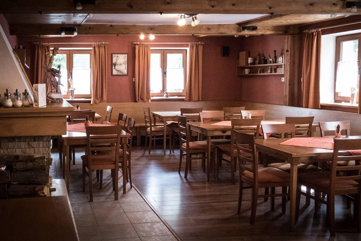 Restaurace Hynčice Hotel Sněženka