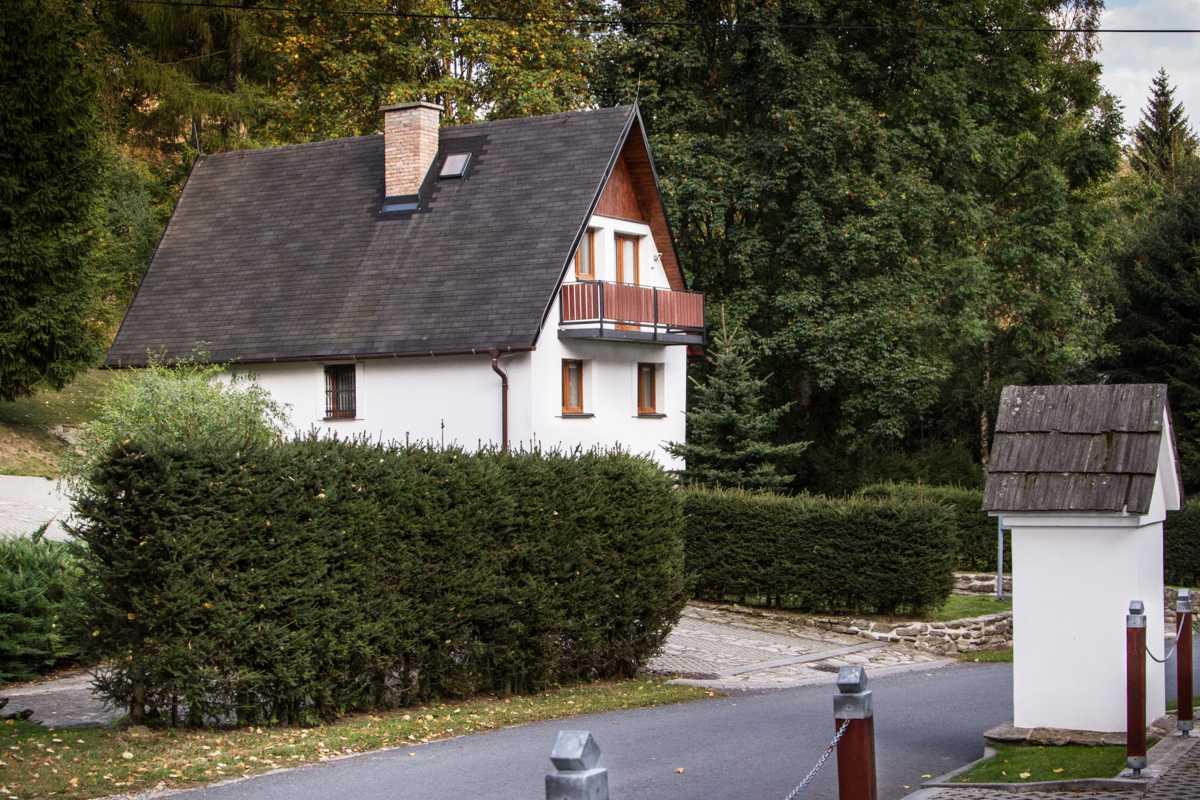 Horská chata u Sněženky - Hynčice pod Sušinou
