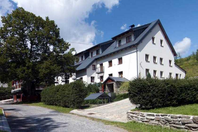 Horský hotel Sněženka - Hynčice pod Sušinou